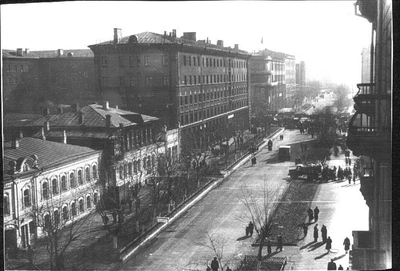Улица Ленина, 1950-е