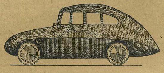 Новости автомобильной техники за 1925 год