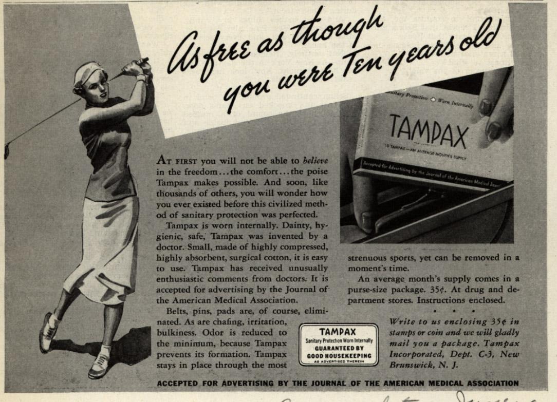 Tampax Inc., 1937