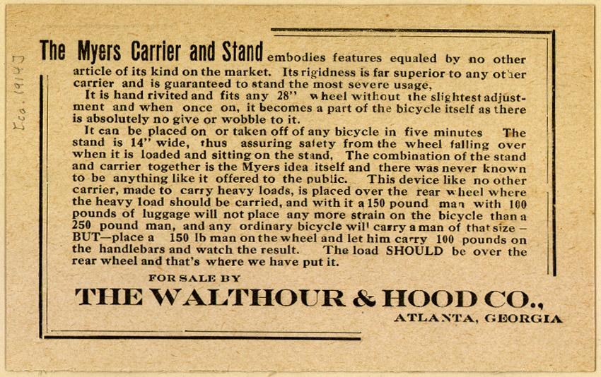 Walthour & Hood Co.
