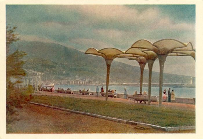 Набережная, 1960
