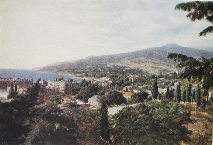 Ялта, 1961