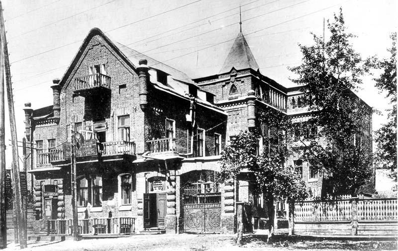 Старые фотографии Барнаула
