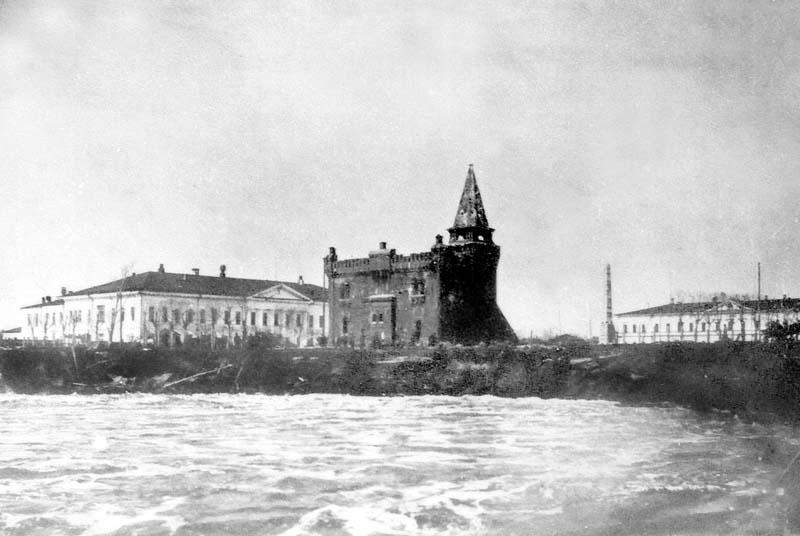 Барнаулка. Наводнение