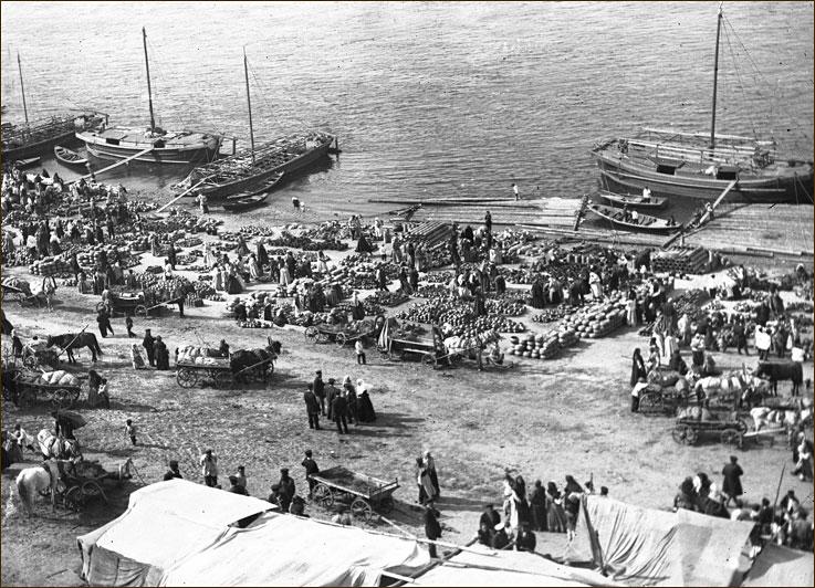 Горшечный рынок, 1890-e гг