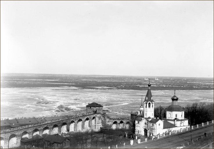 Единоверческая Симеоновская церковь в Нижнем Новгороде
