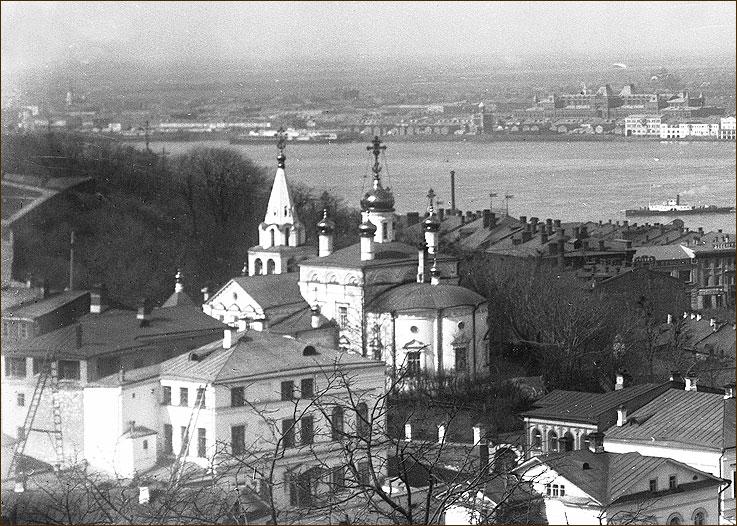 Храм Ильи Пророка в Нижнем Новгороде