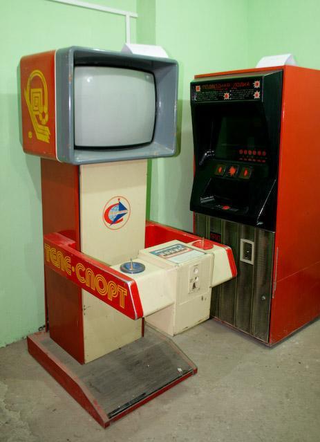 Игральные автоматы