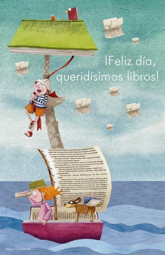 Ilustraciones de Mónica Carretero