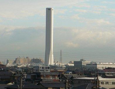 небоскреб для тестирования лифтов