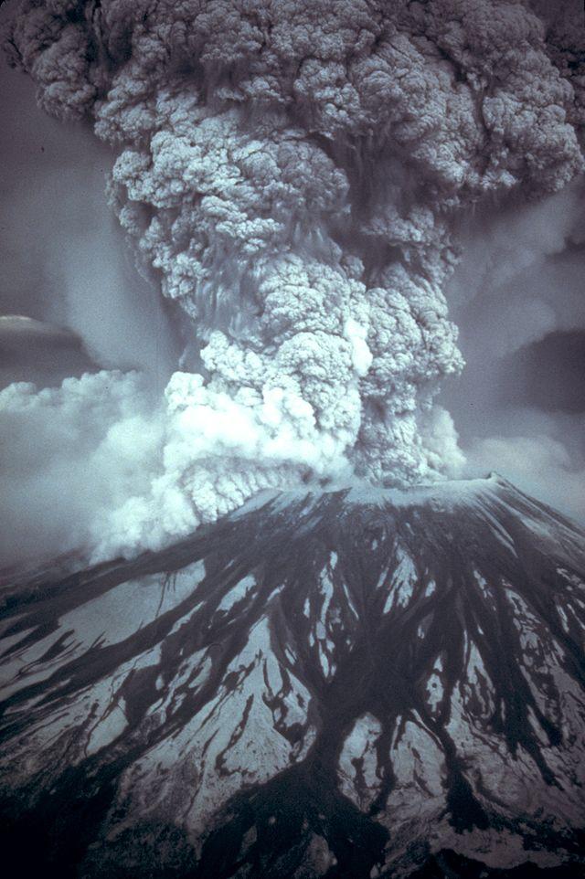 Извержение, при котором погиб Ландсбург