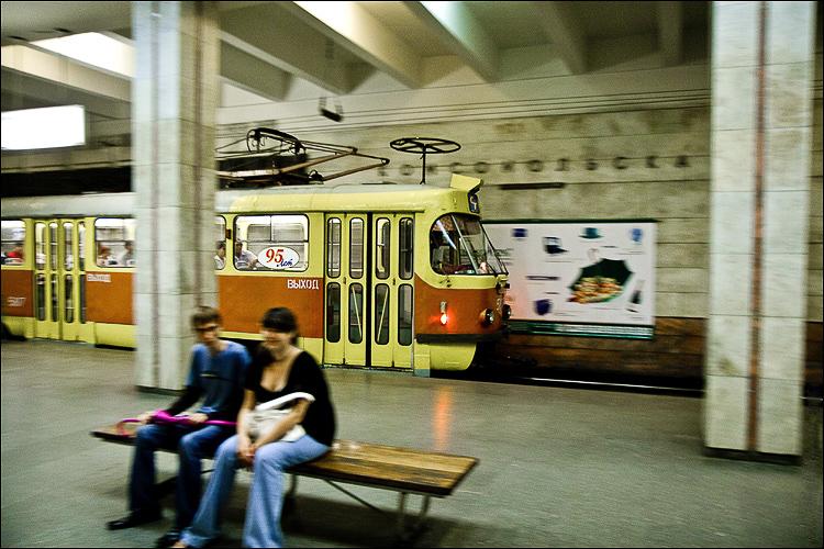 Транспорт в России