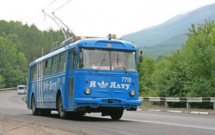 самый длинный троллейбусный маршрут в мире