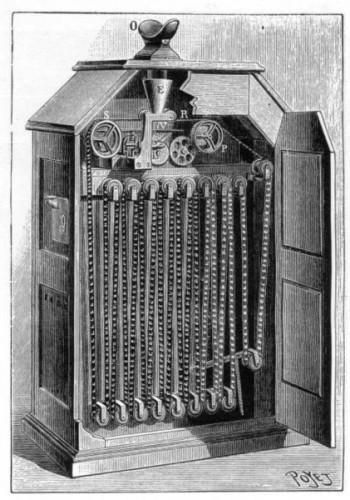 первая видеокамера в мире
