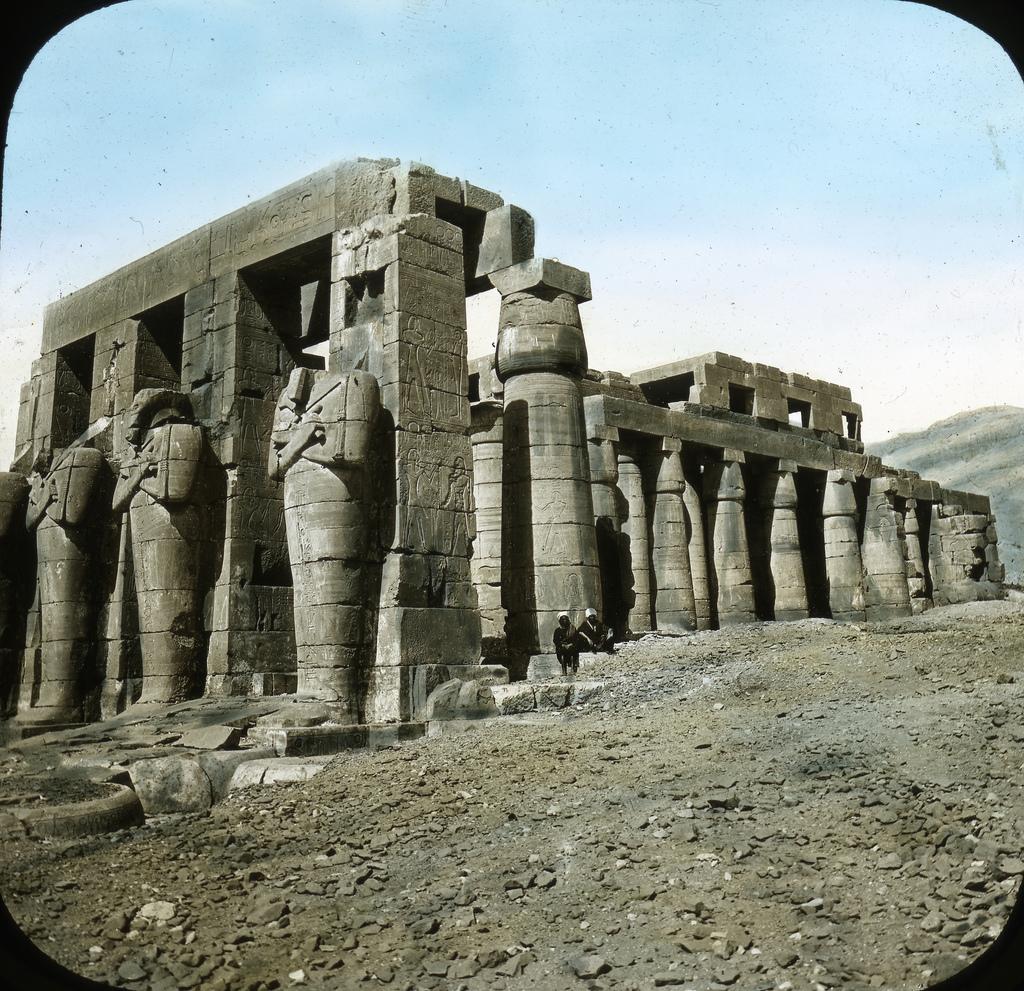 фотографии Древнего Египта