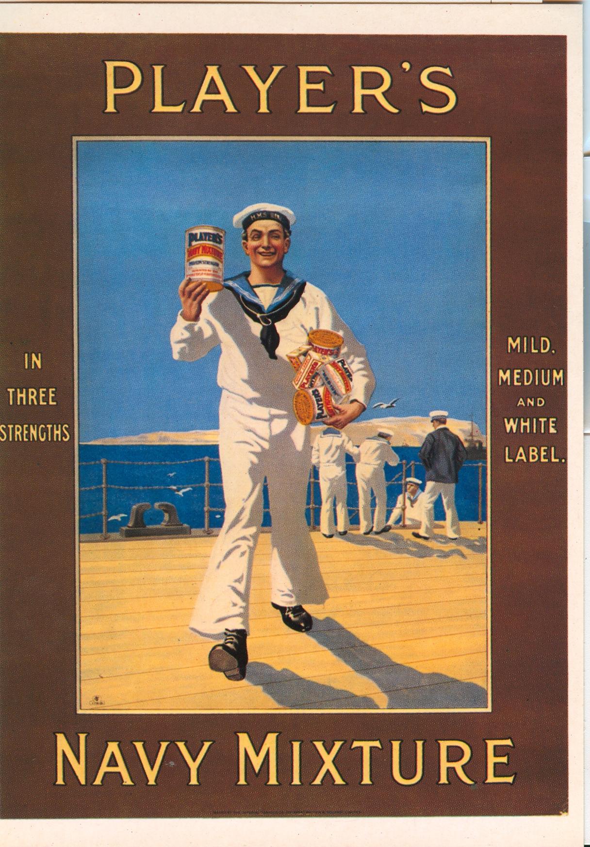 Рекламные открытки начала 20 века