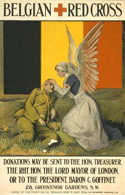Агитационные плакаты Первой мировой войны