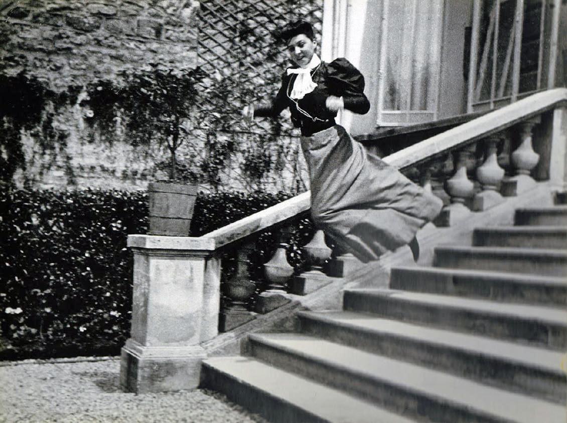 Фотографии в движении Жака Анри Лартига
