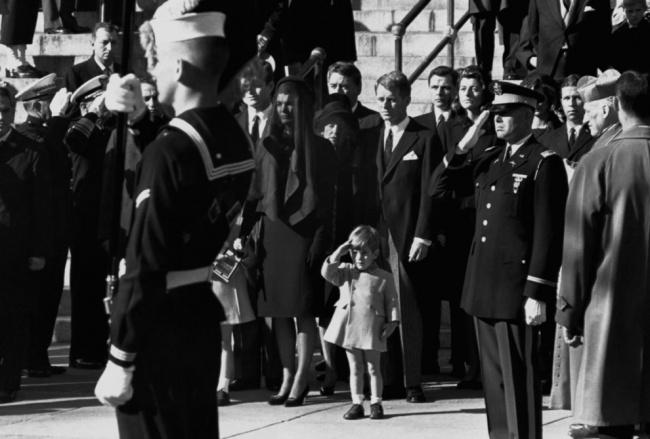 Похороны президента Джона Кеннеди