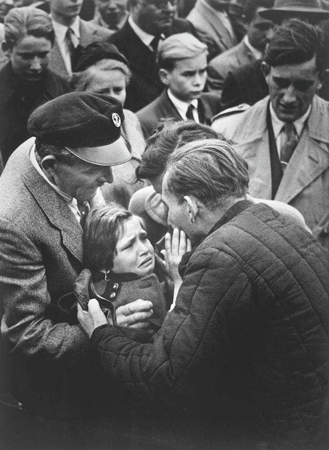 Заключенный Второй мировой войны