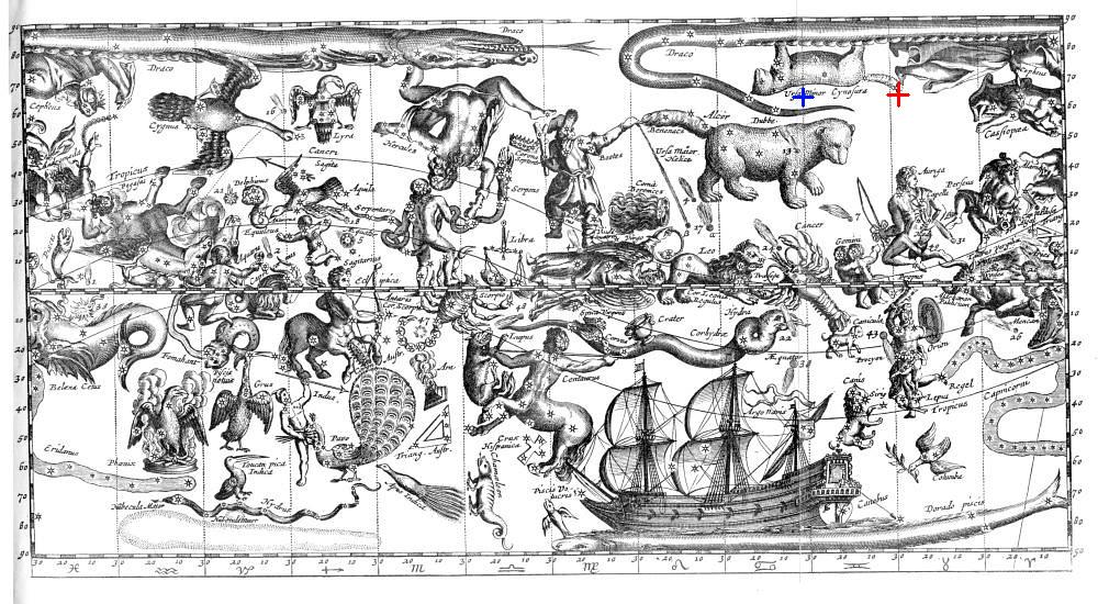 Рис.21. Карта С. Любенецкого.