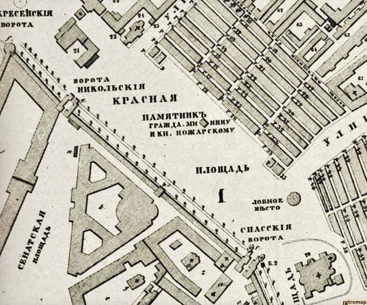 Красная площадь на Хотевском