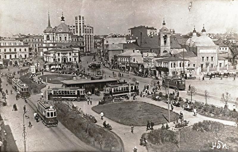 Арбатская площадь-1924-1929г.jpg