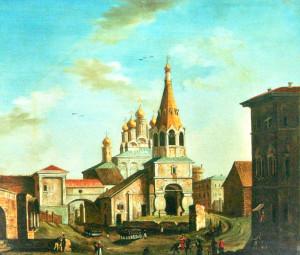 454239 Церковь Тихона Чудотворца у Арбатских ворот.jpg