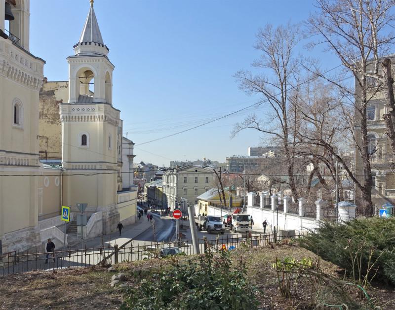 Реконструкция улицы Забелина