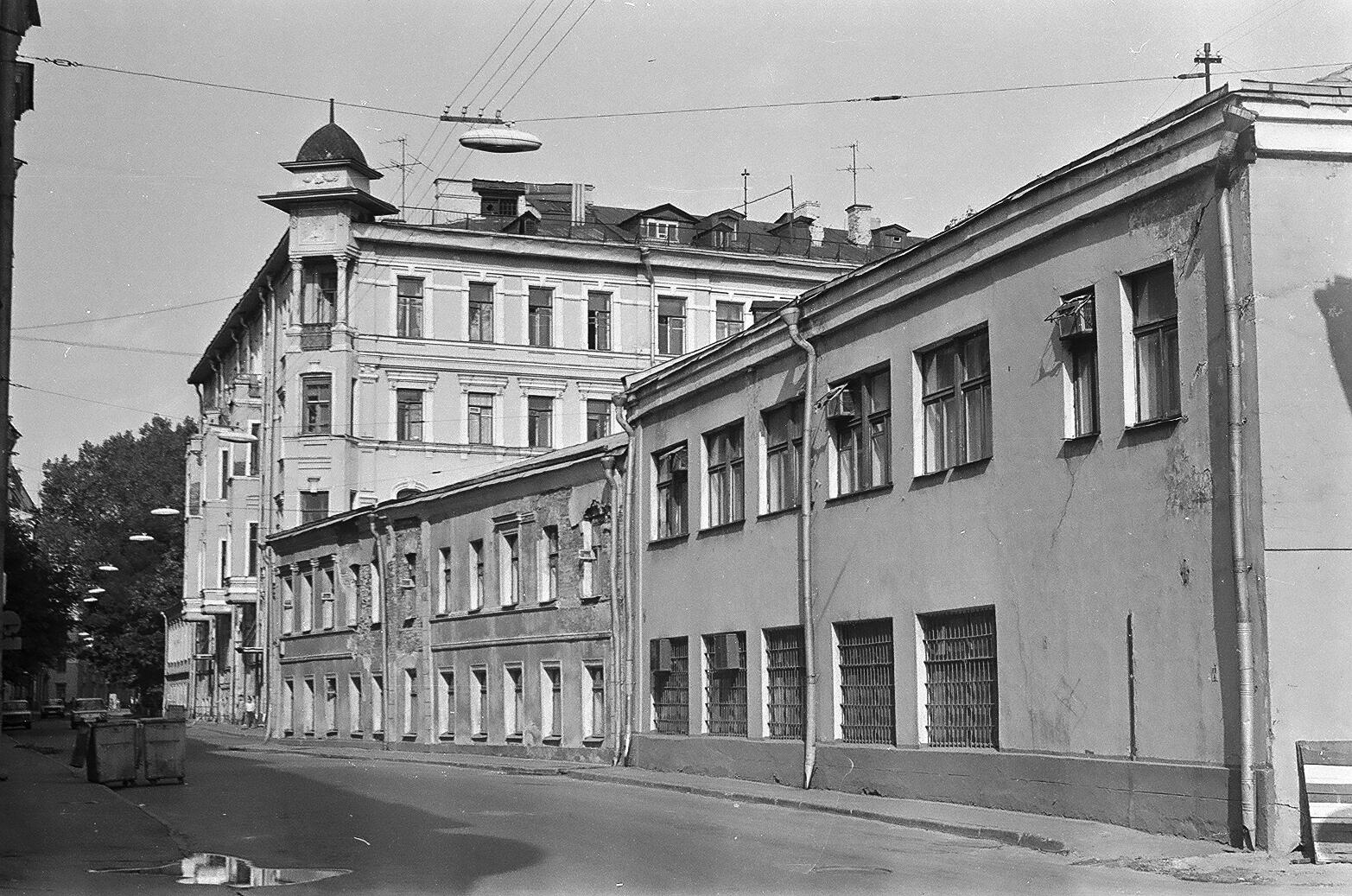 Кривоколенный переулок 1987 г..jpg