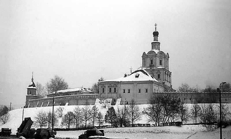 Горки Андроньевского мон., 1977.jpg
