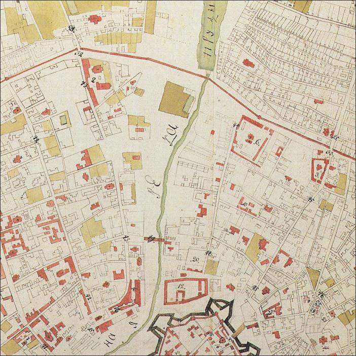 План 1768