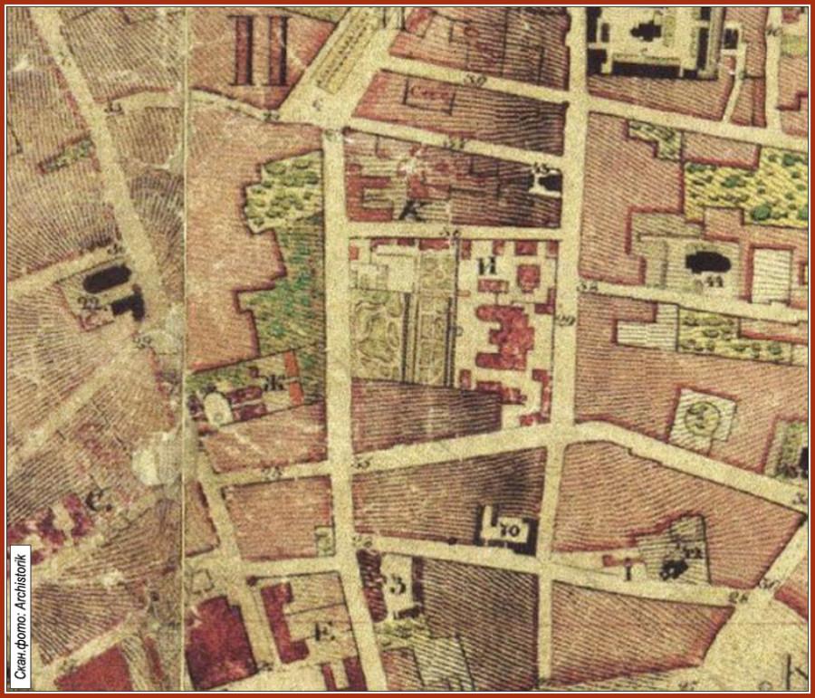 1838 г. топог.план