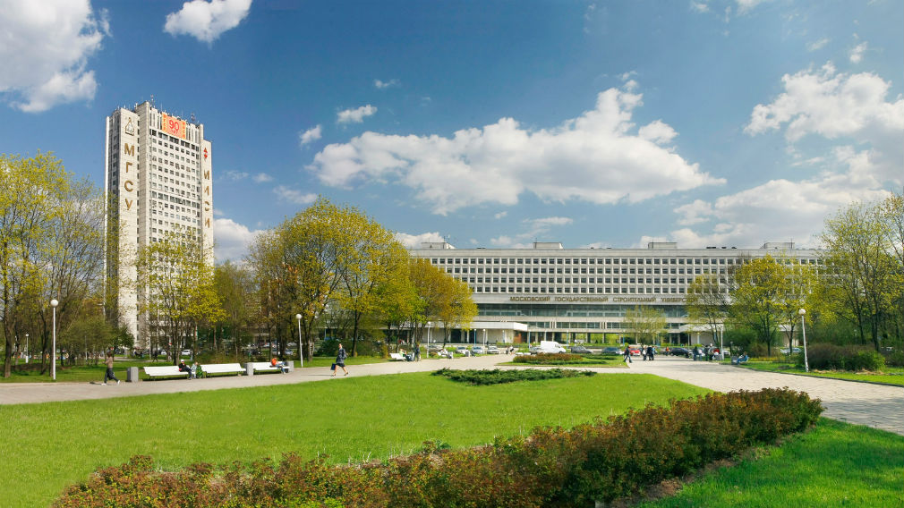 Московский государственный строительный университет. Москва