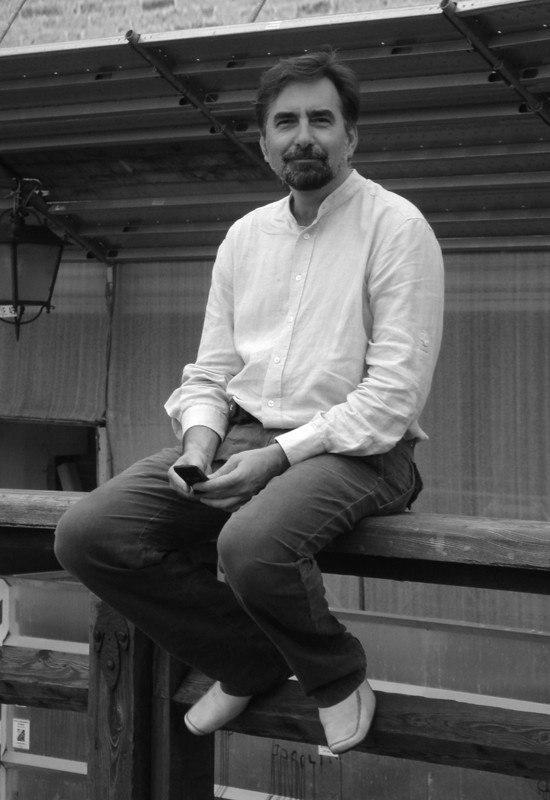 Архитектор Сергей Скуратов