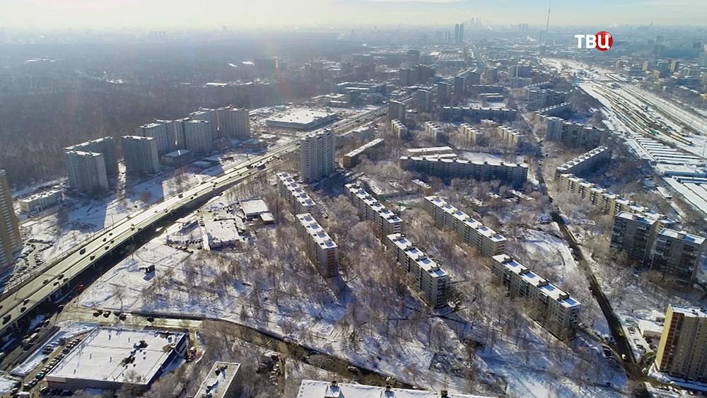 Мое новое место жительства. Москва. Район Ярославский