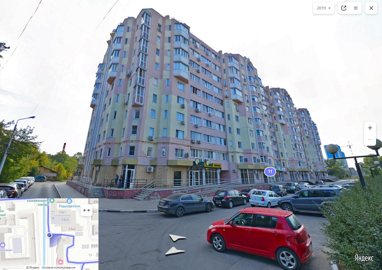 Улица радиаторная 11, Липецк