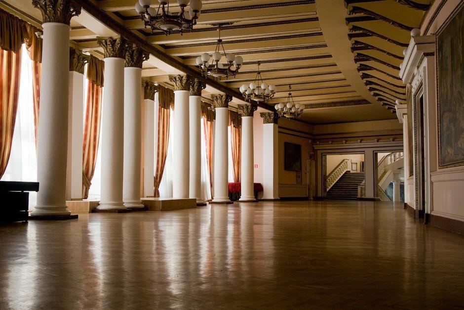 Дом офицеров в  Екатеринбурге