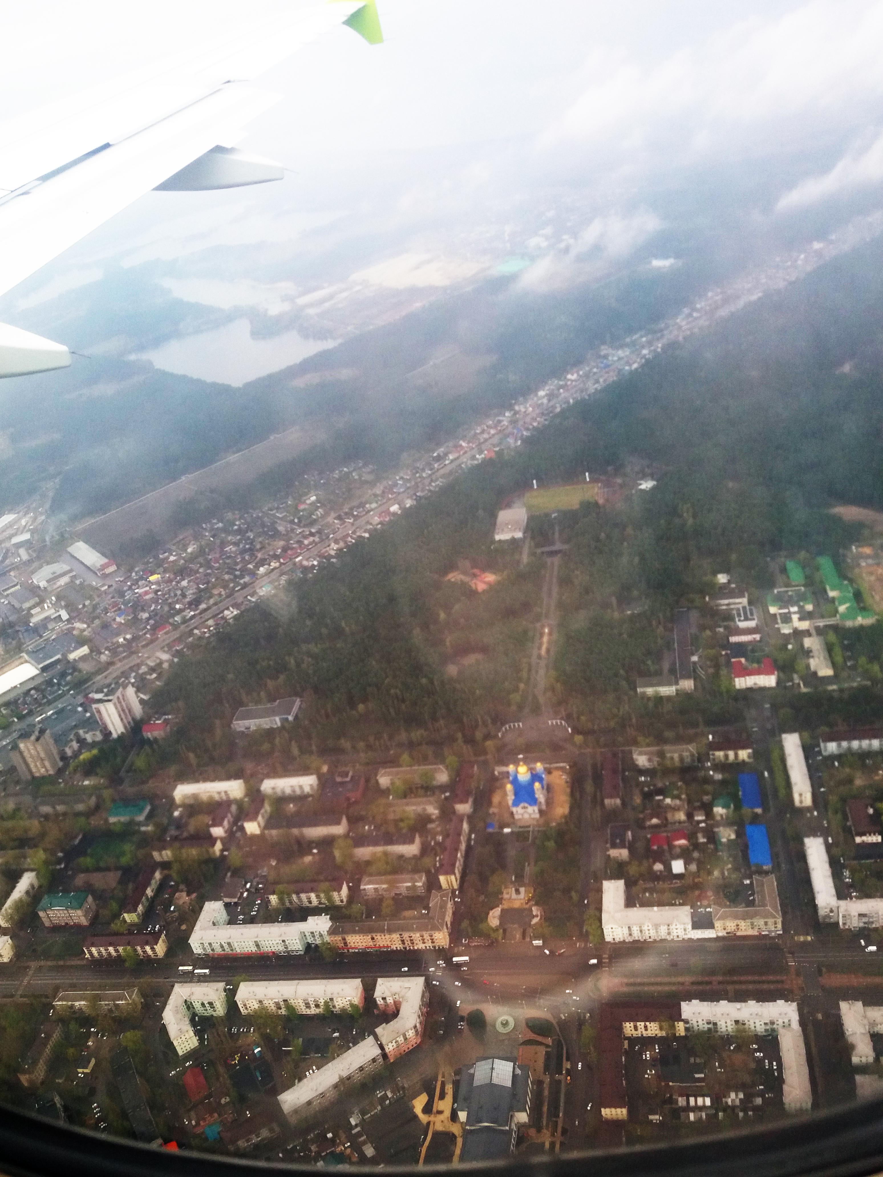 Площадь Франценюка и Покровский храм