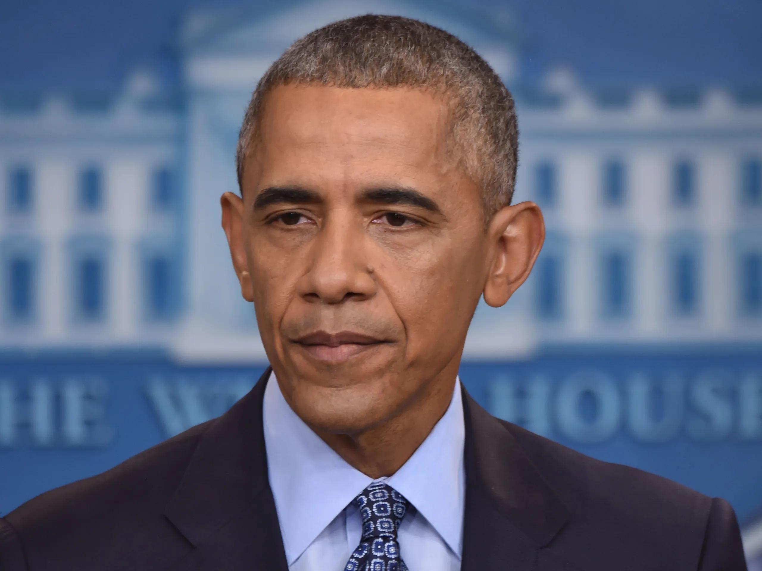 Барак Обама — 44-м президент США