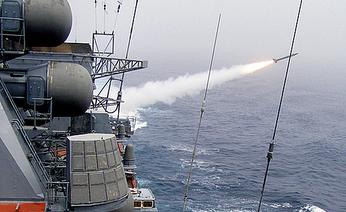 учения артиллерии в Североморске