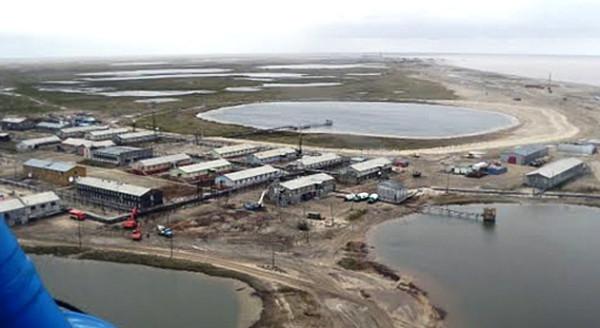 порт Сабетта
