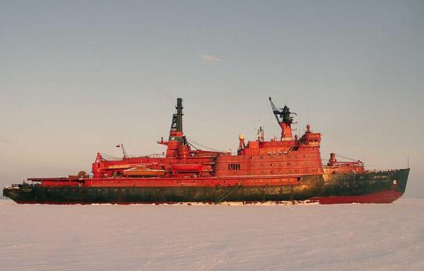ледокол Арктика_2