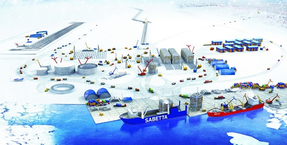 TechnipFMC sighned contract with Novatek: arctic_blog