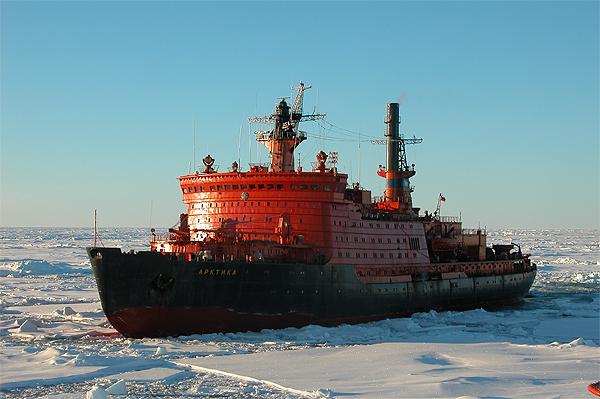 Арктика ледокол