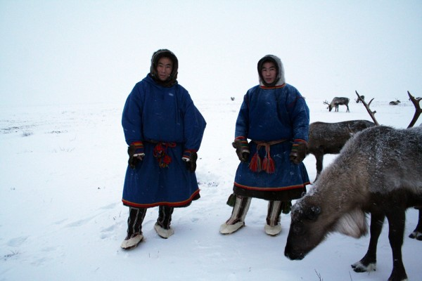 Арктика_население