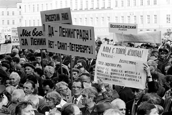 Жителей г. Корочи принуждают к переименованию советских улиц