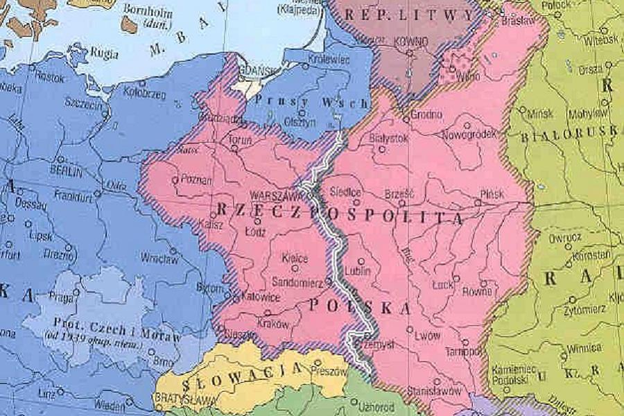 Украина обвинила себя в развязывании Второй мировой войны