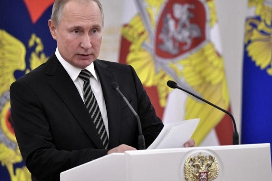 Более 40% украинцев согласны с Путиным