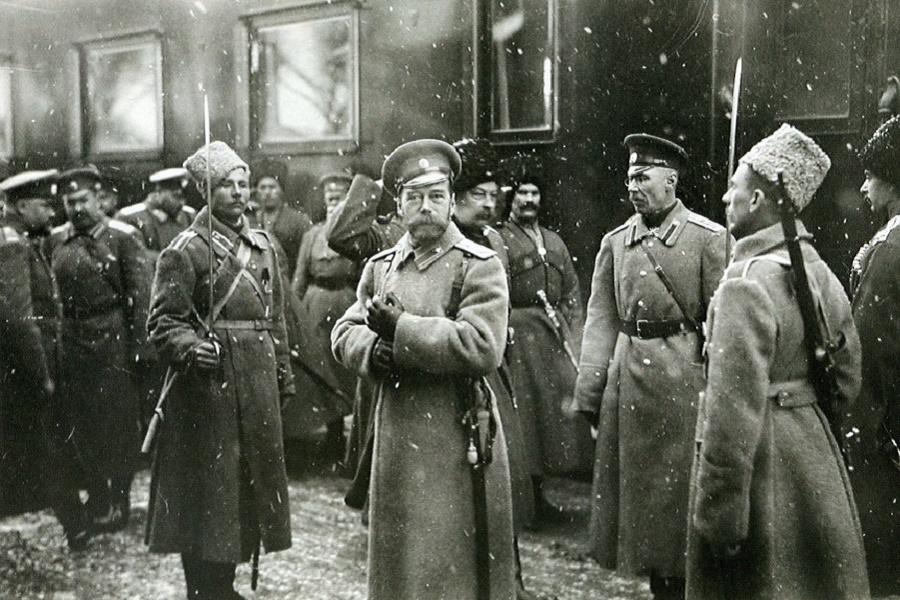 """""""Бълому делу"""" о генералах Корнилове и Алексееве для справки"""